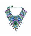 Pyramid necklaces 4