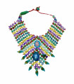 Pyramid necklaces 5