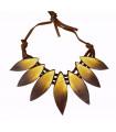 Sand Cocar necklace